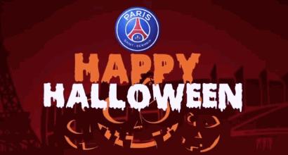 Gli auguri speciali del Paris Saint Germain per Halloween