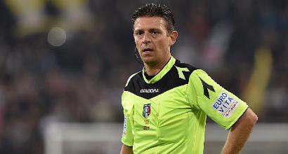 Serie A, arbitri della prima giornata di ritorno: Napoli-Lazio a Rocchi