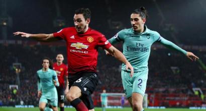 Calciomercato Juve, ultime notizie: in arrivo Darmian dal Manchester United