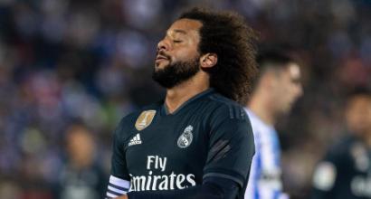Stampa spagnola: Marcelo ha chiesto al Real di andare alla Juventus