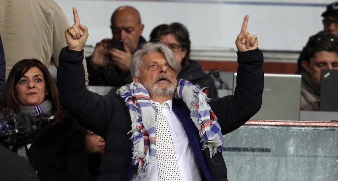 Ferrero insultato sui social, lui replica: