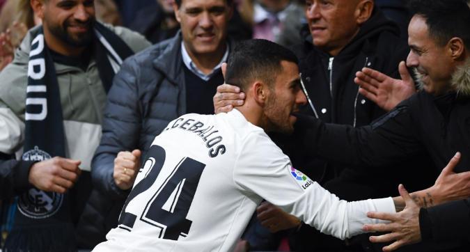 Milan, Ceballos lontano: assalto del Tottenham