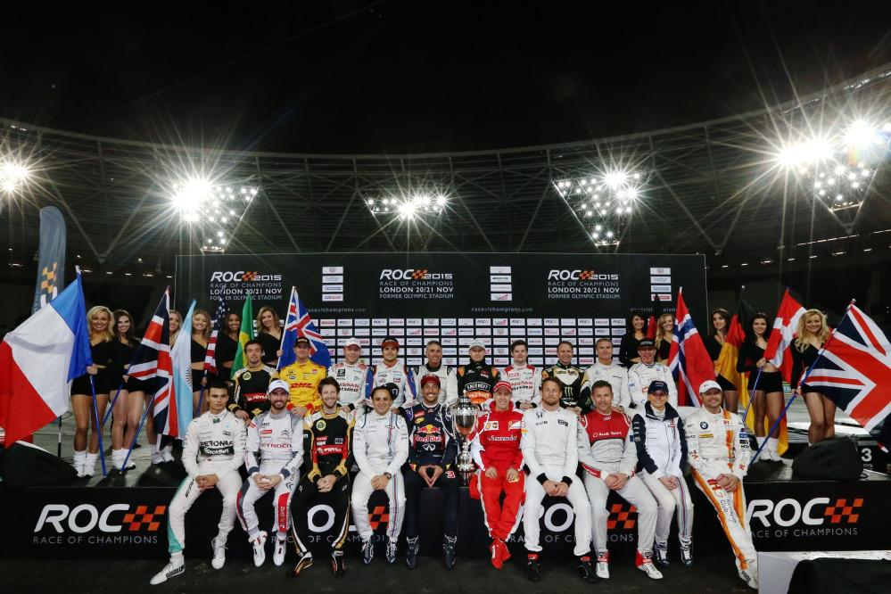 Vettel conquista la Race of Champions e dedica il premio a Schumacher