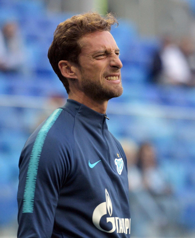 """Zenit: """"Benvenuto Marchisio"""""""
