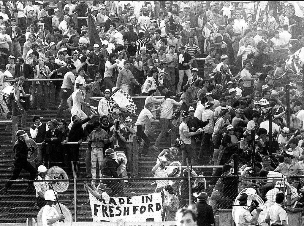 29 maggio 1985, la tragedia dell'Heysel