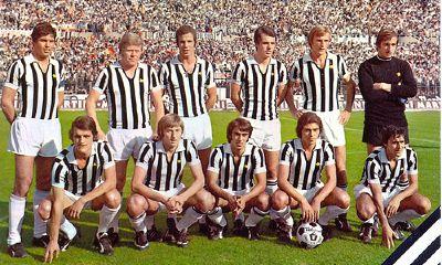 Juventus 1971-1972 (tratta da Flickr)