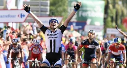 Vuelta 2014, quarta tappa: Degenkolb spaziale in volata