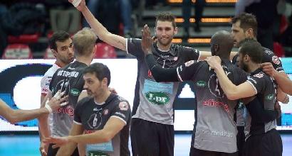 Volley, Champions: fuori Piacenza e Macerata