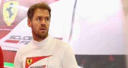 """Ferrari, Vettel: """"Sono incazzato"""""""