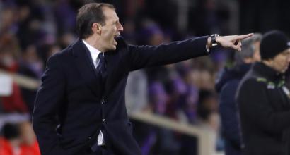 Serie A, la Fiorentina affronta la Juventus LIVE