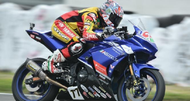 Moto, i figli di Haga nel campionato italiano velocità
