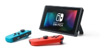 Nintendo, è arrivato il giorno della Switch