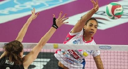 Volley A1 donne: Novara campione d'Italia