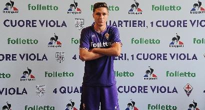 Napoli, Chiesa il nome per il futuro: la Fiorentina non lo cede<br />