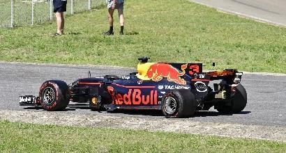 """F1, Ricciardo contro Verstappen: """"Si dimostra molto giovane..."""""""