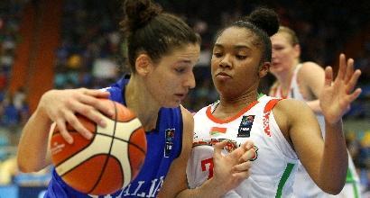 """Basket, Cecilia Zandalasini vola in WNba: """"Il sogno è diventato realtà"""""""