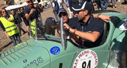 Auto storiche, il GP Nuvolari a Vesco-Guerini