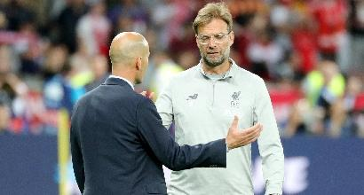 Finali: Zidane le vince tutte, Klopp sa solo piangere