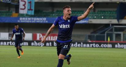 Milinkovic-Savic-Juventus, presentata alla Lazio nuova offerta con due contropartite