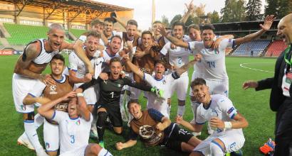 Under 19, Portogallo-Italia: Marcucci titolare, panchina per Zaniolo