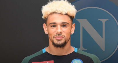 """Napoli, le prime parole di Malcuit: """"Pronto a sudare per la maglia"""""""