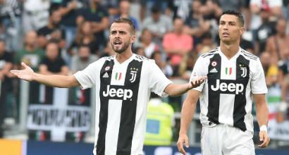 Serie A, sponsor-maglie a quota record: 125 milioni
