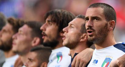 """Nazionale, Mancini """"evita"""" la Juventus: nessun bianconero in campo dopo vent'anni"""