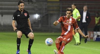 Serie C, Monza beffato: solo 1-1 con la Triestina davanti a Berlusconi