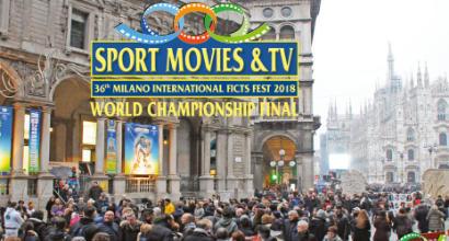 Sport Movies & Tv 2018, la finale a Milano dal 14 al 19 novembre