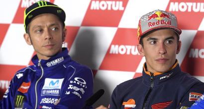 Moto GP, Valencia - Rossi: