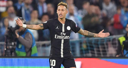 Paris Saint Gerrmain: Neymar ha un piano d'uscita per 200 milioni di euro a fine stagione