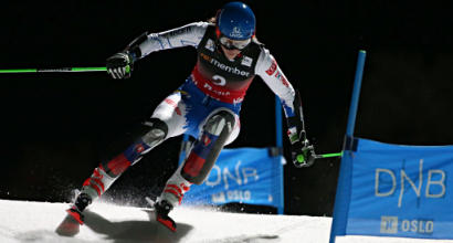Sci, slalom parallelo: Vlhova batte Shiffrin nel City Event