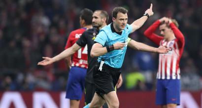 """Champions, sospetti dalla Spagna su Juve-Atletico: """"Designatore italiano e torinese"""""""