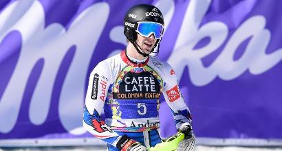 Sci, slalom uomini di Soldeu: Noel vince davanti a Feller, Razzoli sesto