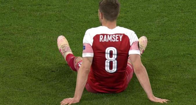 Stop muscolare per Ramsey: problema al flessore