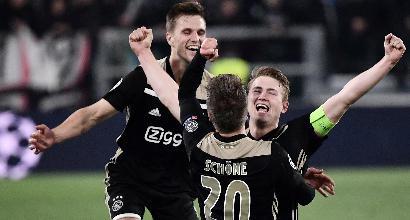 Olanda: c'è l'Ajax in Champions, slitta in blocco una giornata di campionato
