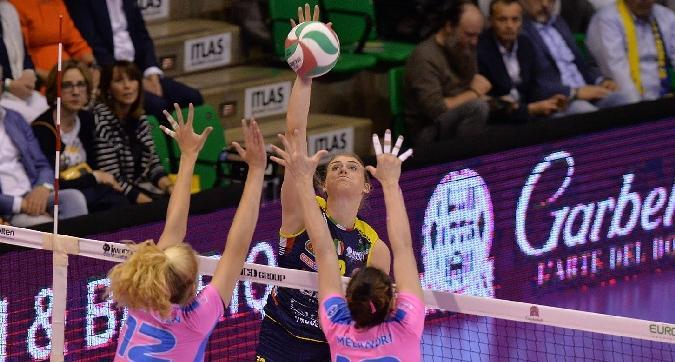 Volley, Conegliano in finale donne
