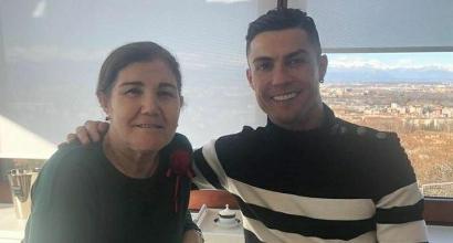 La gaffe della madre di Ronaldo