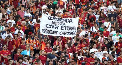 Roma prepara la festa per De Rossi: Olimpico tutto esaurito