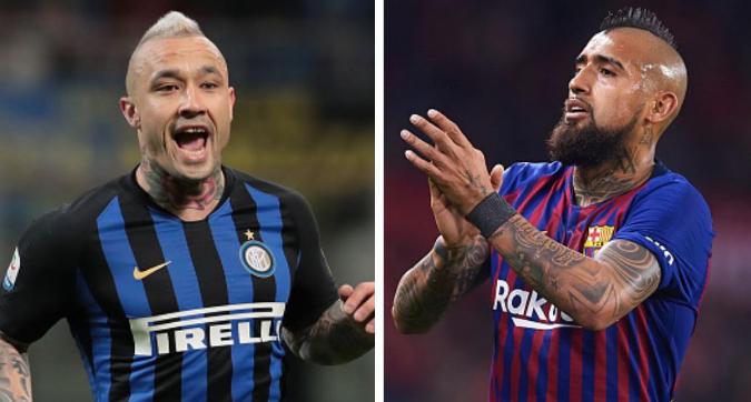 Calciomercato Inter, scambio Nainggolan-Vidal: ecco la pazza idea!