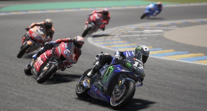 MotoGP 19 su Switch: Marquez e compagni non vanno mai in vacanza
