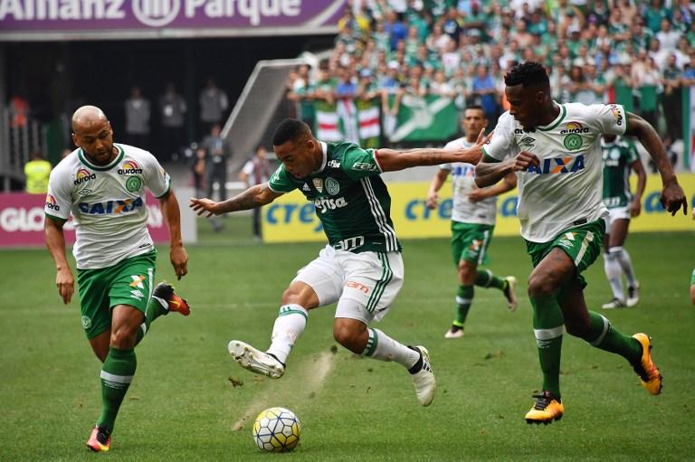 Palmeiras, festa grande