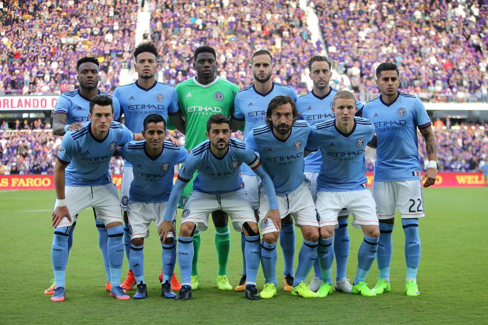 MLS al via, le foto di Orlando-New York City