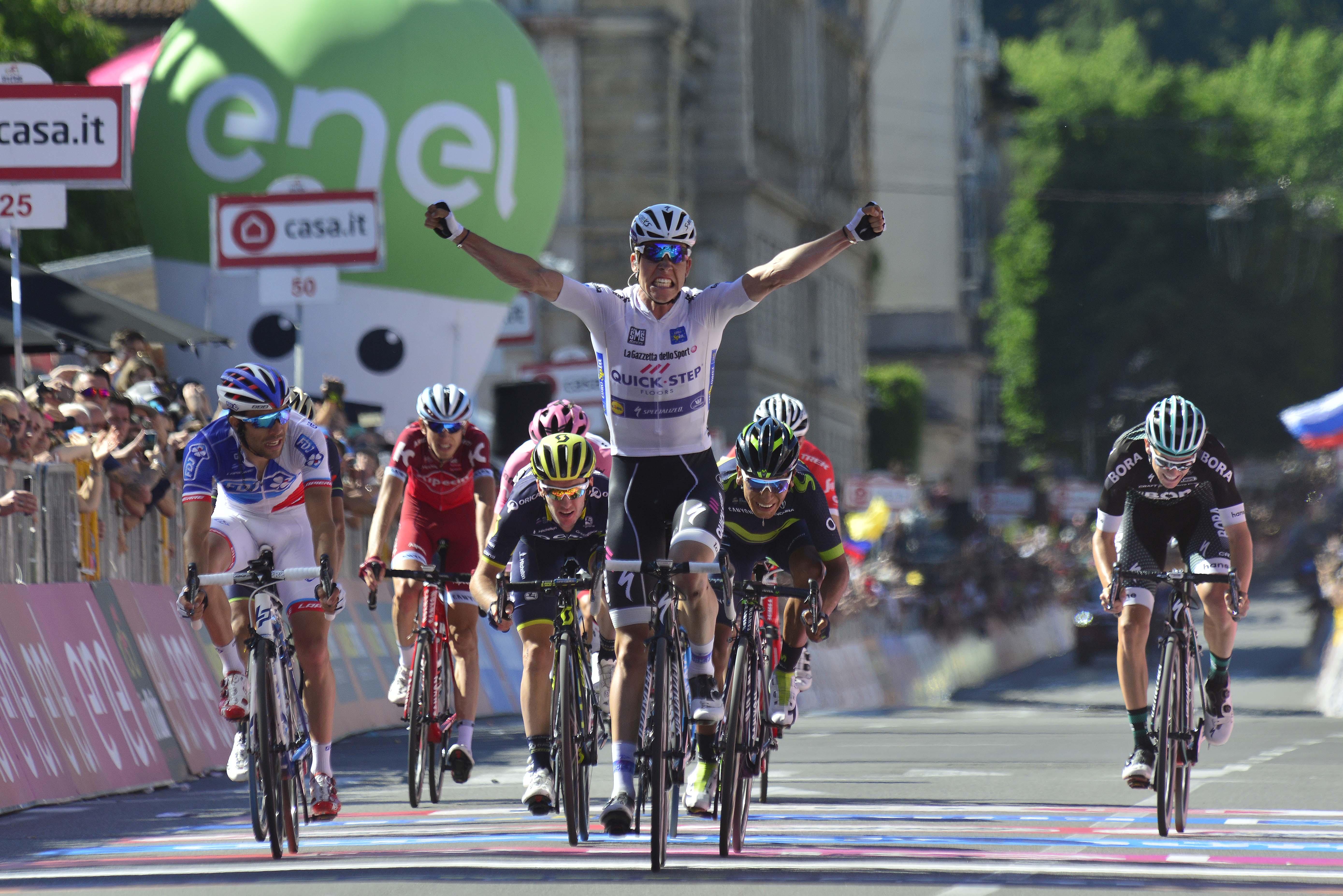 Jungels conquista Bergamo