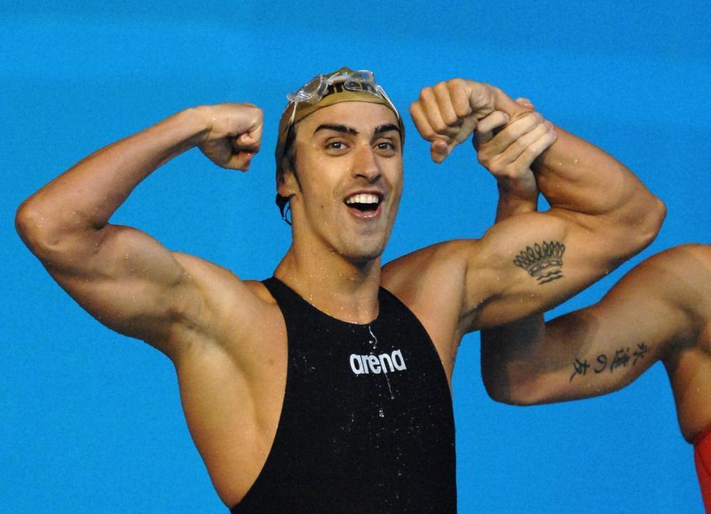 Magnini e l'addio al nuoto, una carriera da re