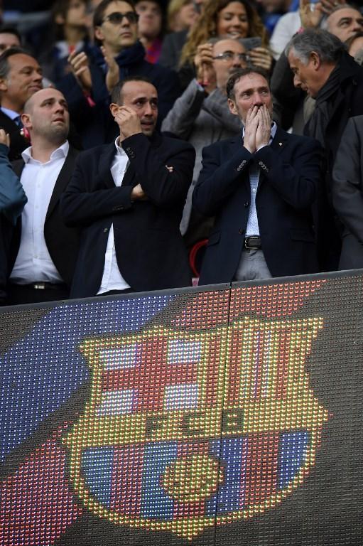 Tragedia Astori: un minuto di silenzio al Camp Nou