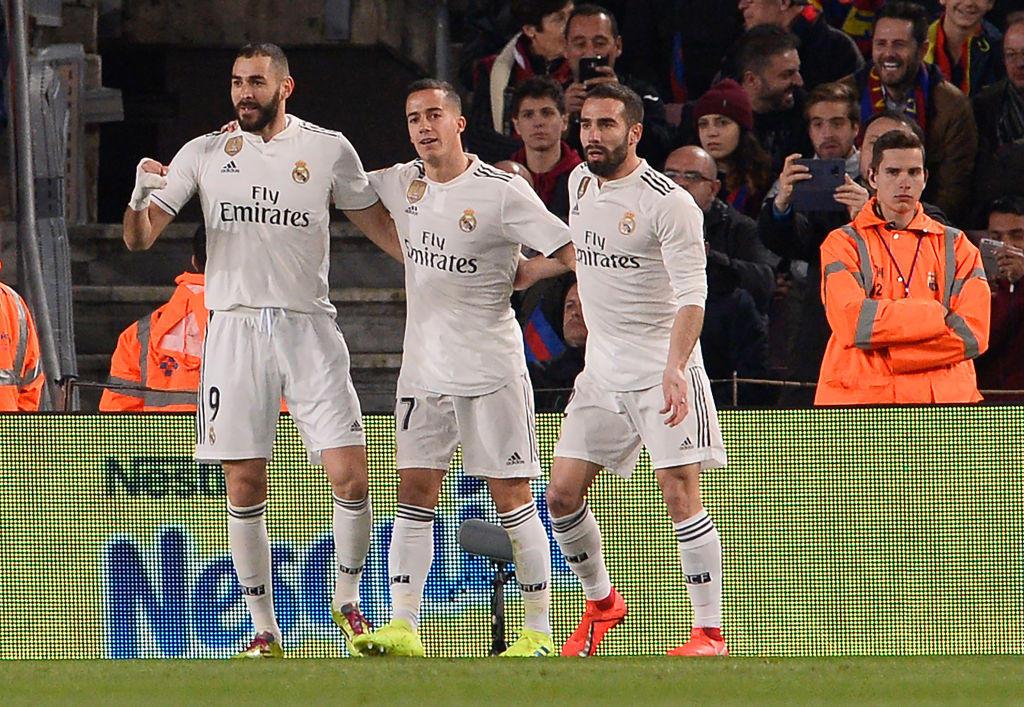 Coppa del Re, Barcellona-Real 1-1: le foto