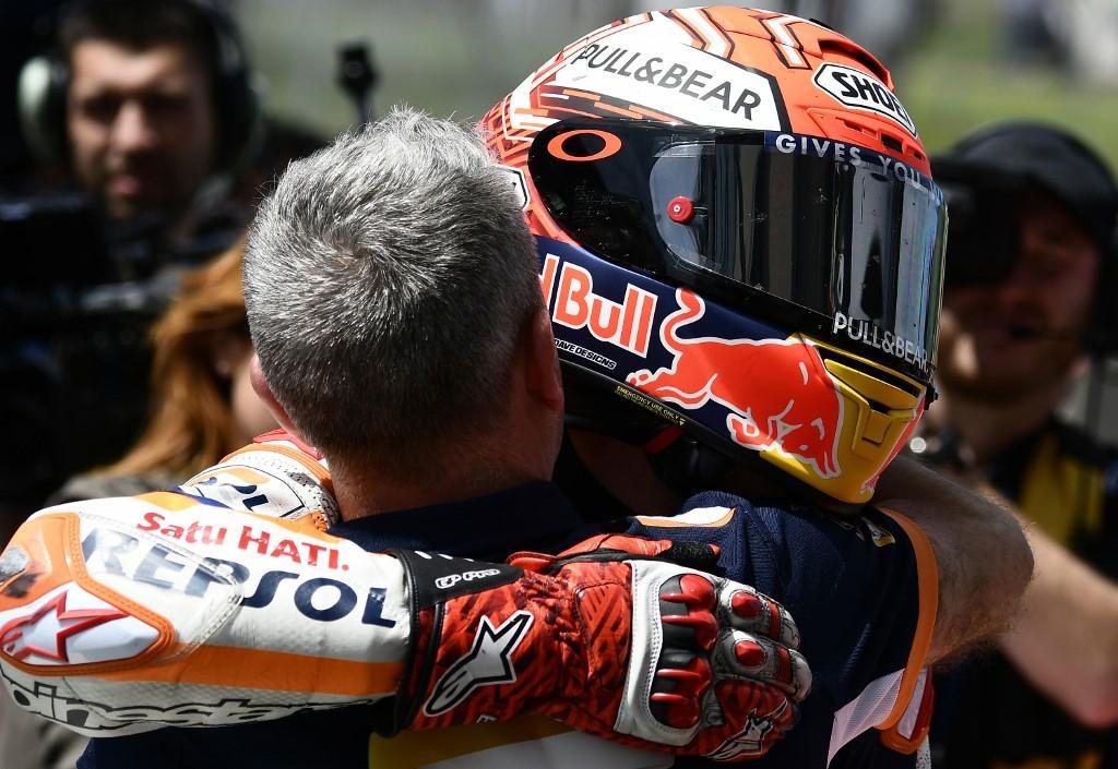 Lo spagnolo partirà davanti a Quartararo e Petrucci, indietro Dovizioso e Rossi