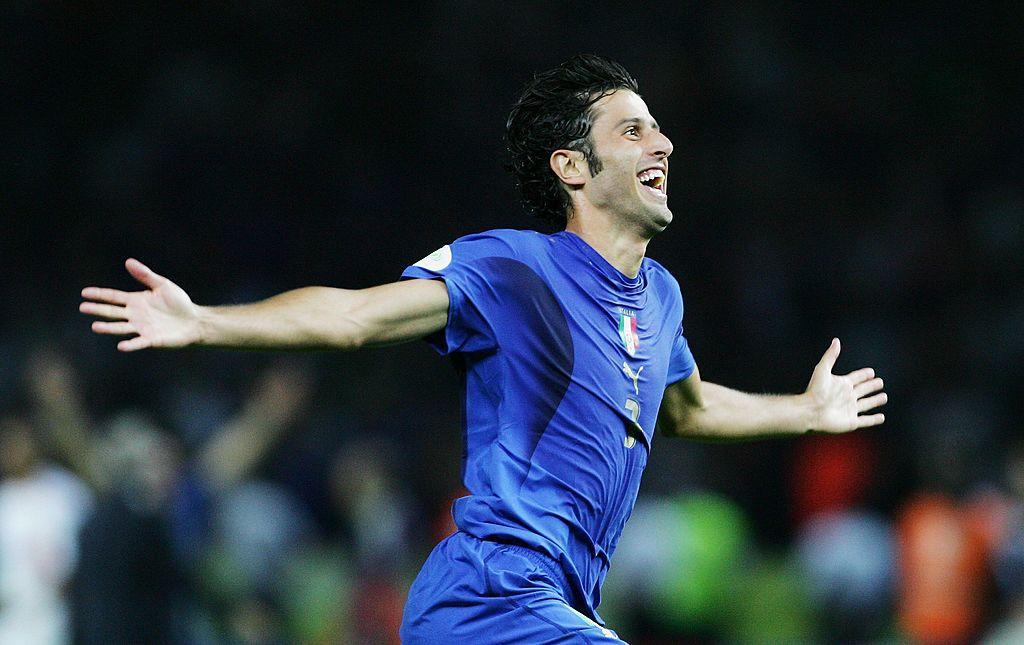 Fabio Grosso senza squadra (ha allenato Juve primavera, Bari, Verona e Brescia)
