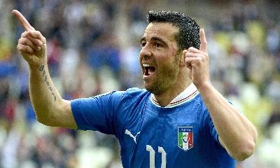 Antonio Di Natale (Ansa)